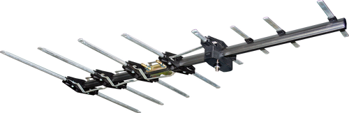 Digitek LTE Series 12 Element Metropolitan Premium YAGI UHF/VHF Combination Antenna