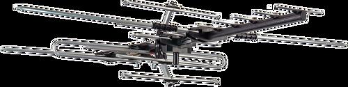 Digitek LTE Series 14 Element Outer Metropolitan Premium YAGI UHF/VHF Combination Antenna