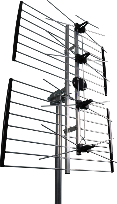 Digitek LTE Series Outer Fringe Area Phased Array UHF Antenna - Poly Bag