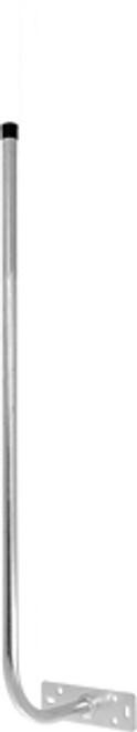 Digitek 1.5M Curved Fascia Bracket (Hockey Stick) - Galvanised