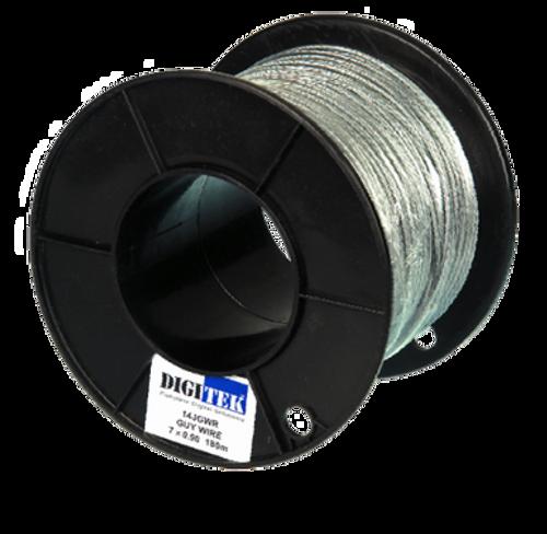 Digitek 180M Guy Wire Reel 7 Strands x 0.90mm