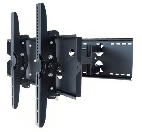 "Digitek 32"" - 60"" Dual Arm Tilt, Swivel and Reach Universal LCD Bracket - 80KG"