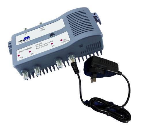 Digitek Broadband Amplifier