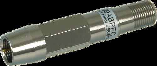 Digitek Band Pass Filter - Block C (568 - 610Mhz)