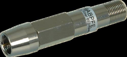 Digitek Band Pass Filter - Block E (652 - 694Mhz)