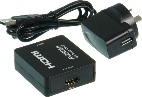 ProquipDigital Mini Composite to HDMI Converter