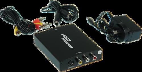 ProquipDigital HDMI to Composite/S-Video Converter