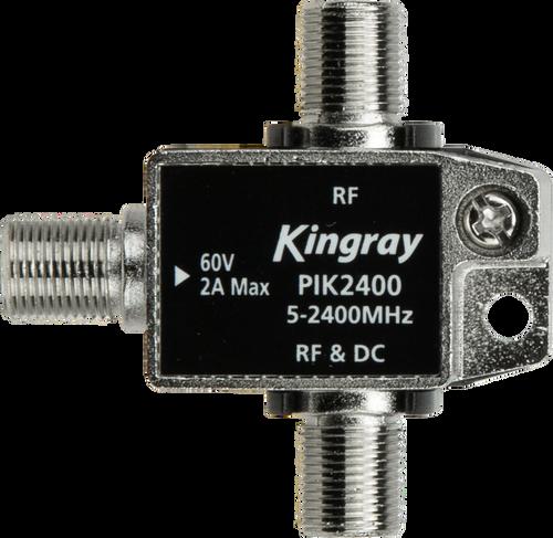 Kingray PIK2400 Power Injector, 60V 2A Max