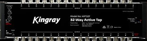 Kingray KAT32F 32 Port Active Tap, Single Input 47-2400MHz Frequency Range