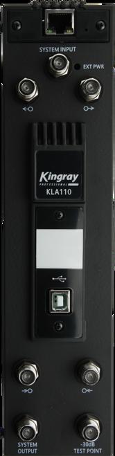 Kingray 45dB Launch Amplifier/Power Supply