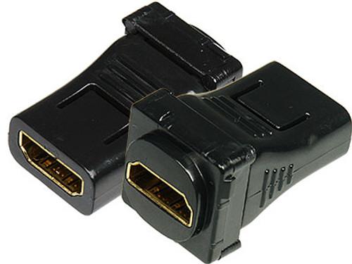 Digitek HDMI Female to HDMI Female Insert - Black