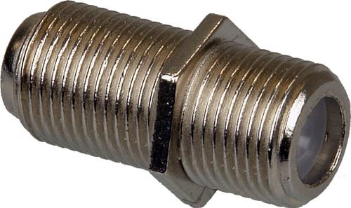 Digitek F Type Female to F Type Female Adaptor - Short Barrel