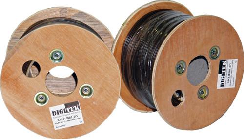 Digitek Figure 8 14 Strand/0.20mm 100m Reel - Brown