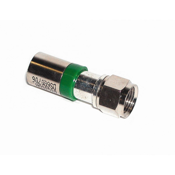 Hills BC88097 DS6Q F-Type Compression Connector