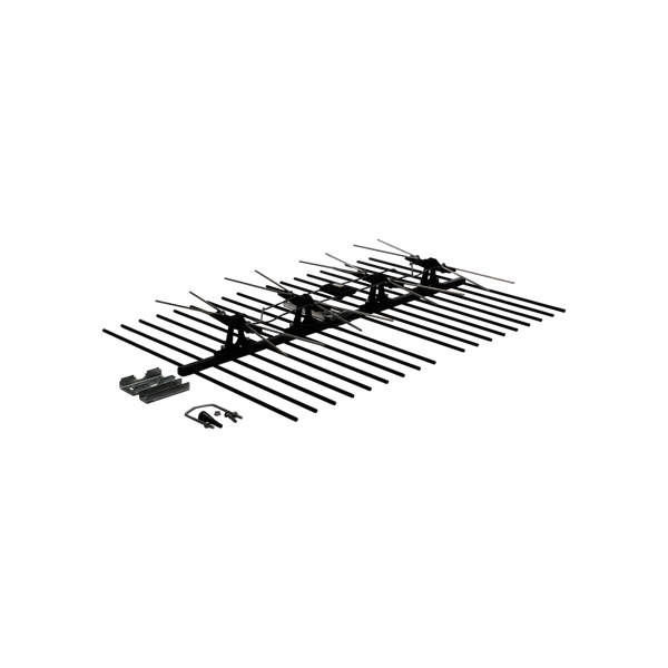 Hills Tru-Max 36 4G Antenna in Black