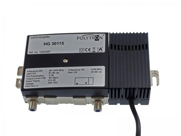 Polytron HG20115 CATV-Home Distribution Amplifier