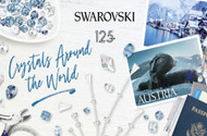 AUSTRIA, April's Inspiration from Swarovski's Crystals Around the World