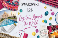 INDIA, June's Inspiration from Swarovski's Crystals Around the World