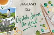 IRELAND, May's Inspiration from Swarovski's Crystals Around the World