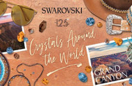 GRAND CANYON, September's Inspiration from Swarovski's Crystals Around the World