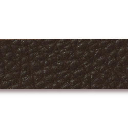Leather Strap half inch by 10 inch in Cocoa, 10 per Pack