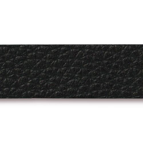 Leather Strap half inch by 10 inch in Black, 10 per Pack