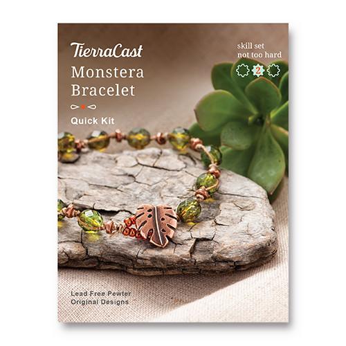 Monstera Bracelet Kit, 1 per Pack