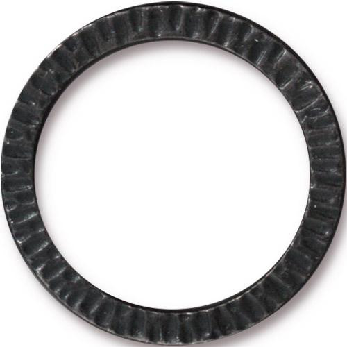 Radiant Ring 1 1/4 inch, Black Plate, 10 per Pack