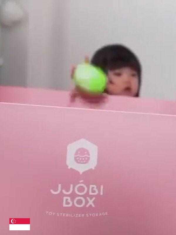 JJOBI Box- Perfect Compact Unit You Need! - By @debichloe