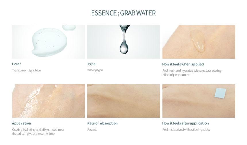 Huxley Essence ; Grab Water 08