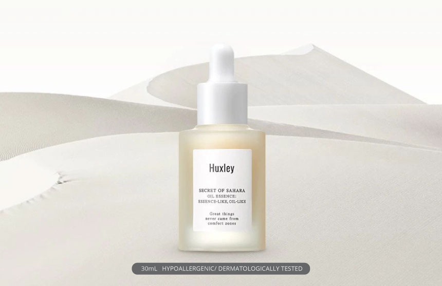 Huxley Essence ; Oil-like, Essence Like 01