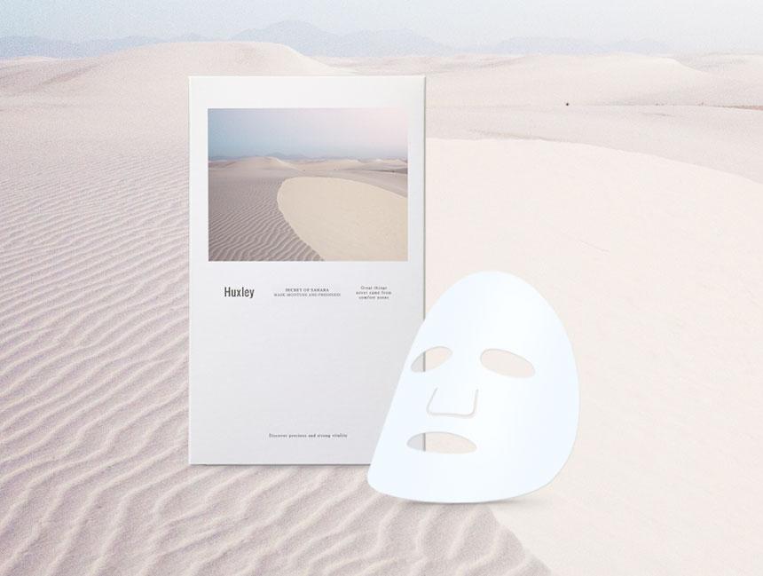 Huxley Mask ; Moisture and Freshness 01