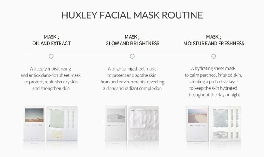 Huxley Mask ; Moisture and Freshness 07
