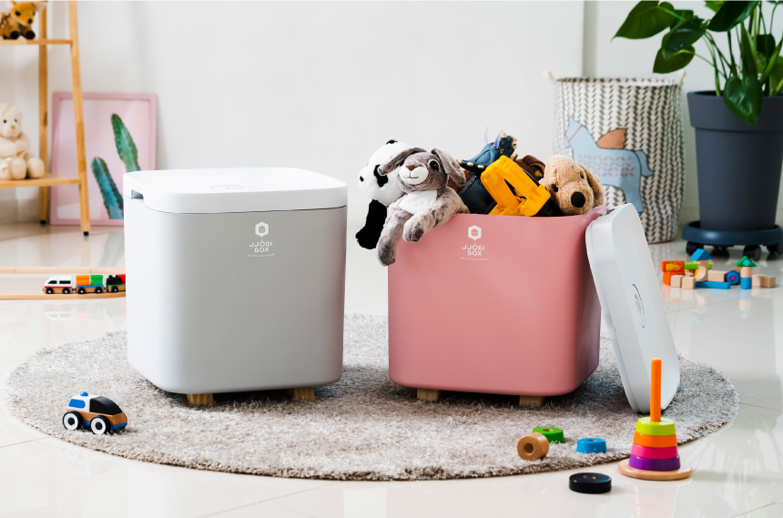 JJOBI BOX Toy Storage Sterilizer 01
