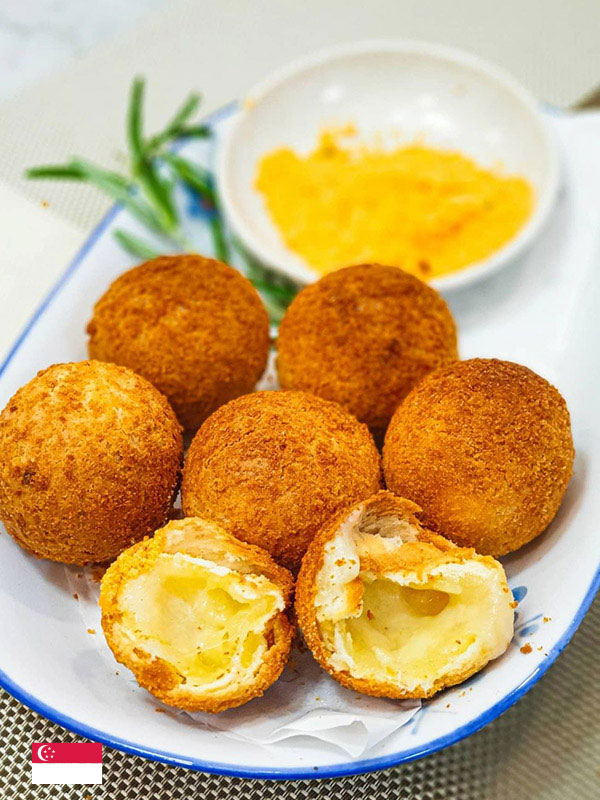 Savor The Taste of Scrumptious Pulmoune Cheese Ball - by  @joycet.bell