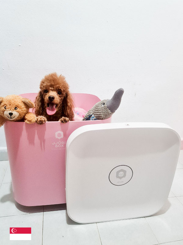 """""""It's big and spacious! It can definitely fit your children's toys easily.""""-by @momo_thetoypoodles"""