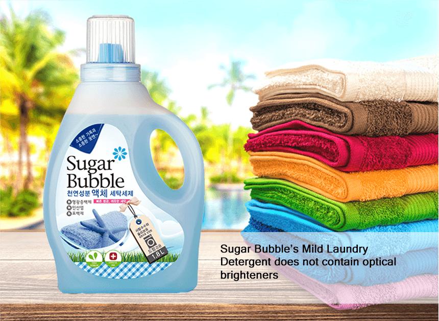 Sugar Bubble Mild Laundry Detergent 1