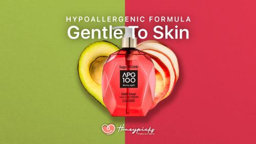 APG100 - Gentle to Skin Dishwashing Liquid