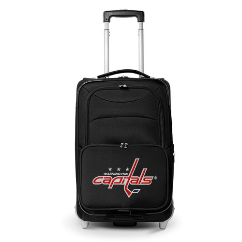 Capitals Carry On Luggage   Washington Capitals Rolling Carry On Luggage