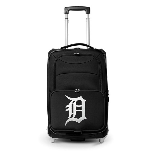 Tigers Carry On Luggage | Detroit Tigers Rolling Carry On Luggage