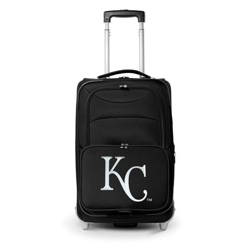 Royals Carry On Luggage | Kansas City Royals Rolling Carry On Luggage