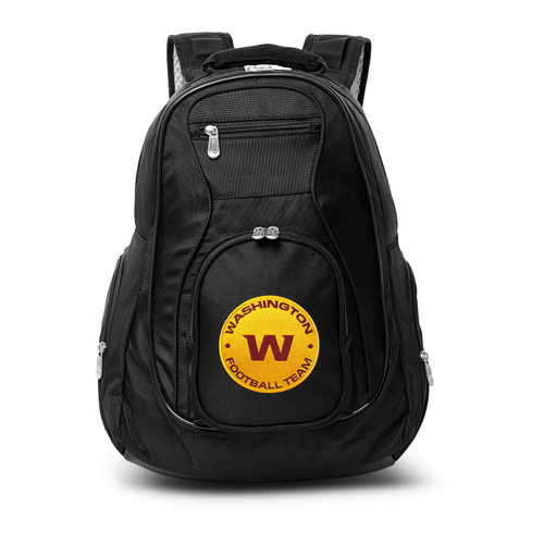 Washington Football Team   Washington Football Team Laptop Backpack- Blac