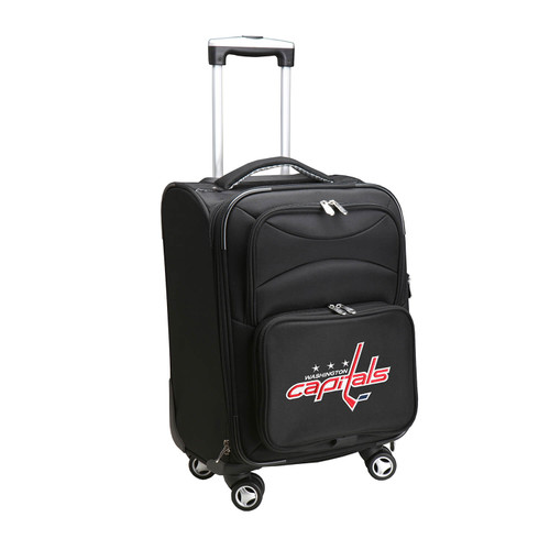 """Washington Capitals 20"""" Carry-on Spinner Luggage"""