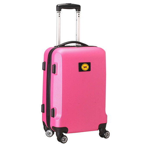"Washington Football Team 20"" Pink Domestic Carry-on Spinner"
