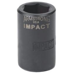 "7/16"" 6pt Impact Socket 3/8"" Drive"