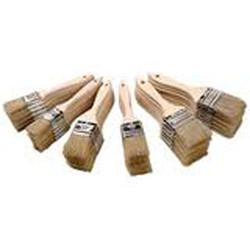 "1 1/2"" Chip Brush w/Wood Handle"