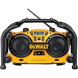 DeWalt Worksite Radio/Charger DC011