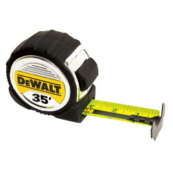 DeWalt 35' Tape Measure DWHT33387L
