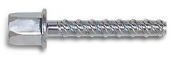 """Powers 1/4-20 x 1"""" #3 Steel Vertical Hanger 7155"""