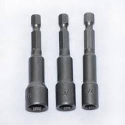 1/4 x 2 9/16 Magnetic Nutsetter